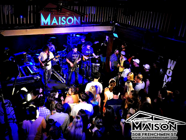 Luneta Jazz Band @ The Maison | New Orleans | Louisiana | United States