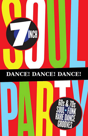7inch Soul Dance Party, New Orleans, New Orleans Dance Party, new orleans swing dance festival, official lindy hop after party, amy johnson dj