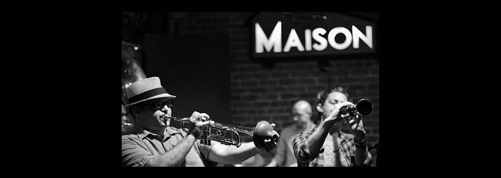 live jazz music new orleans, the maison new orleans, live music the maison, live music frenchmen street, the maison frenchmen street, maison frenchmen, maison live music