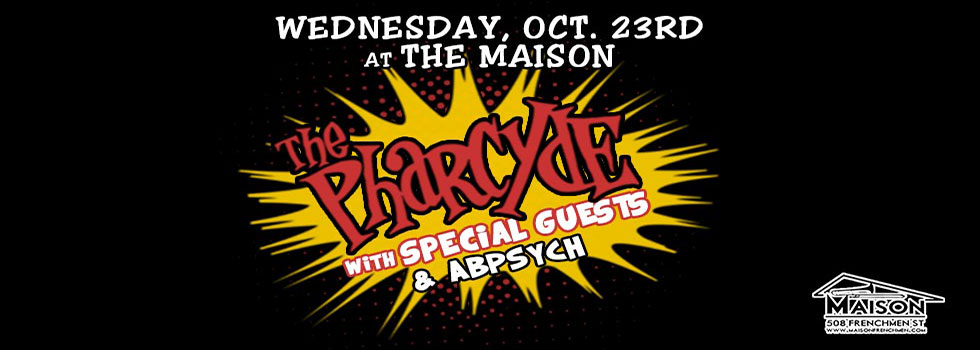 the pharcyde, the maison, new orleans, hip hop music, hip hop new orleans, hip hop concerts, hip hop at the maison