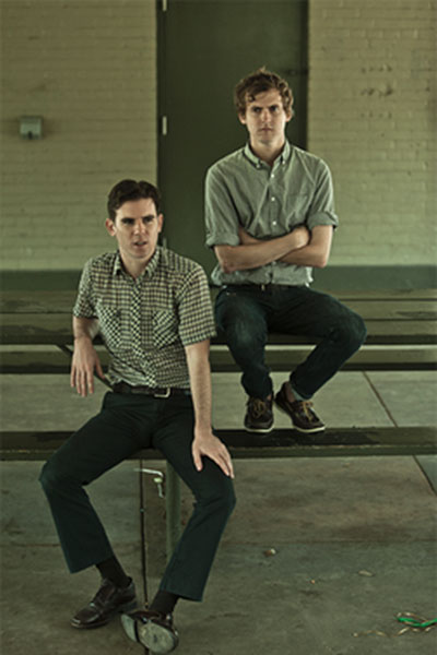 GENERATIONALS + GRINGO STARR AT THE MAISON NEW ORLEANS