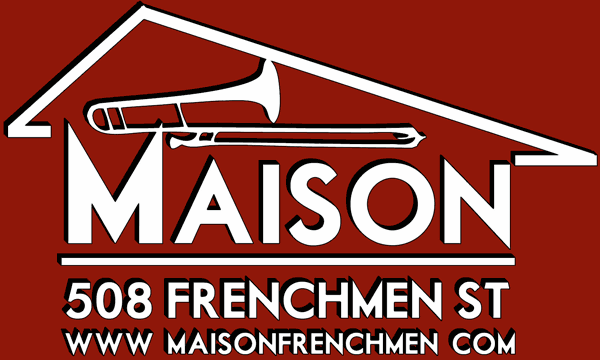 The Maison Frenchmen Street New Orleans Logo