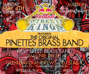 Brass Lightning + The Resident Aliens @ The Maison | New Orleans | Louisiana | United States