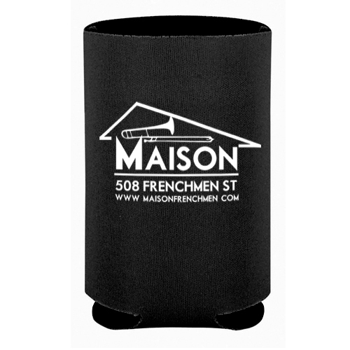 The Maison New Orleans Drink Coozie