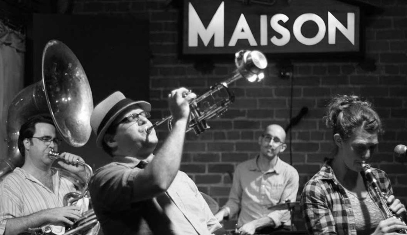 Swingin' Jazz Brunch with Chance Bushman & The NOLA Jitterbugs featuring Nancy Zee & Lisa Casper @ The Maison | New Orleans | Louisiana | United States