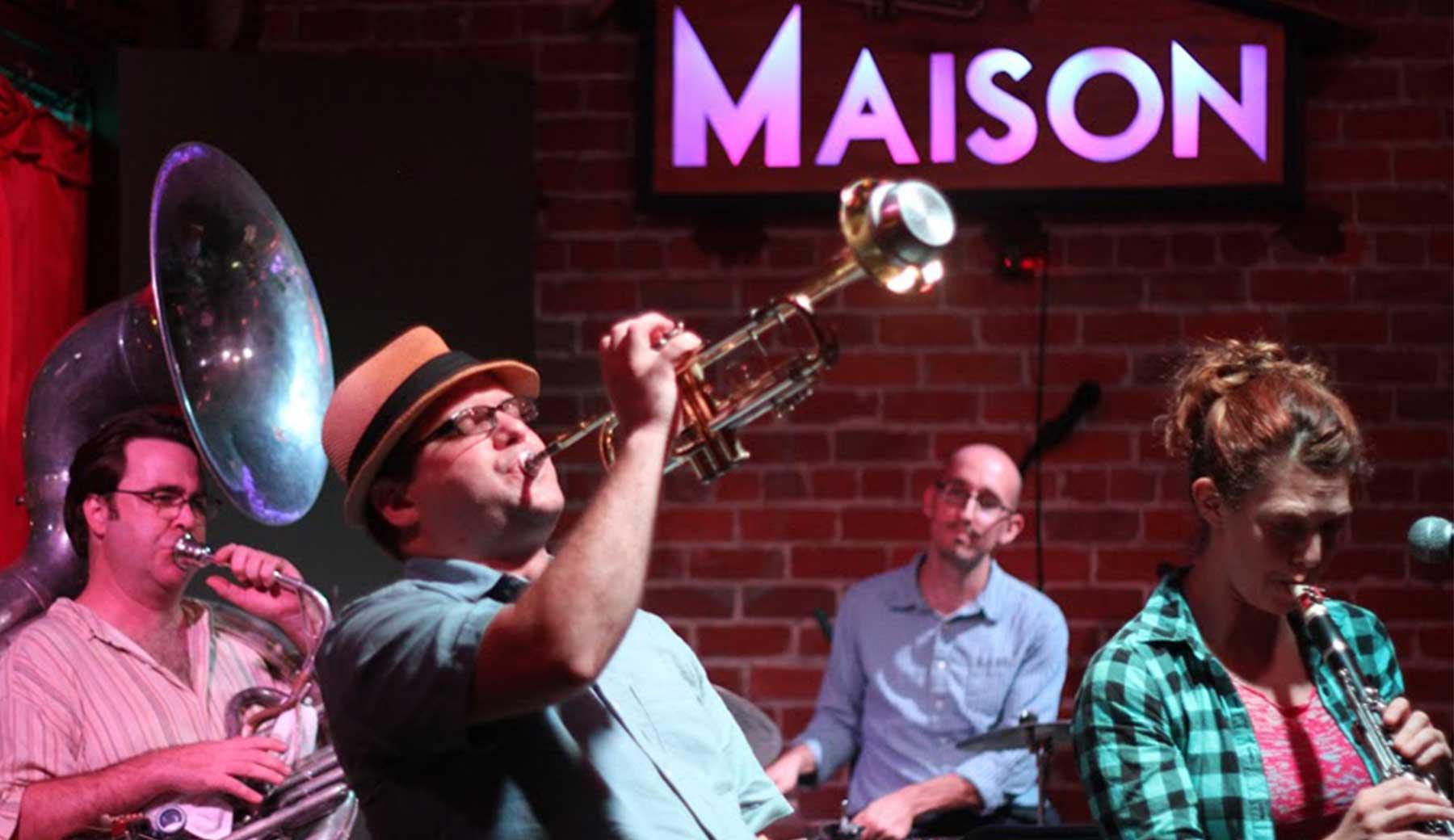 Dysfunktional Bone @ The Maison   New Orleans   Louisiana   United States