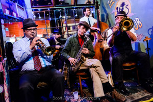 The Nickel-A-Dance featuring The New Orleans Jazz Vipers @ The Maison | New Orleans | Louisiana | United States