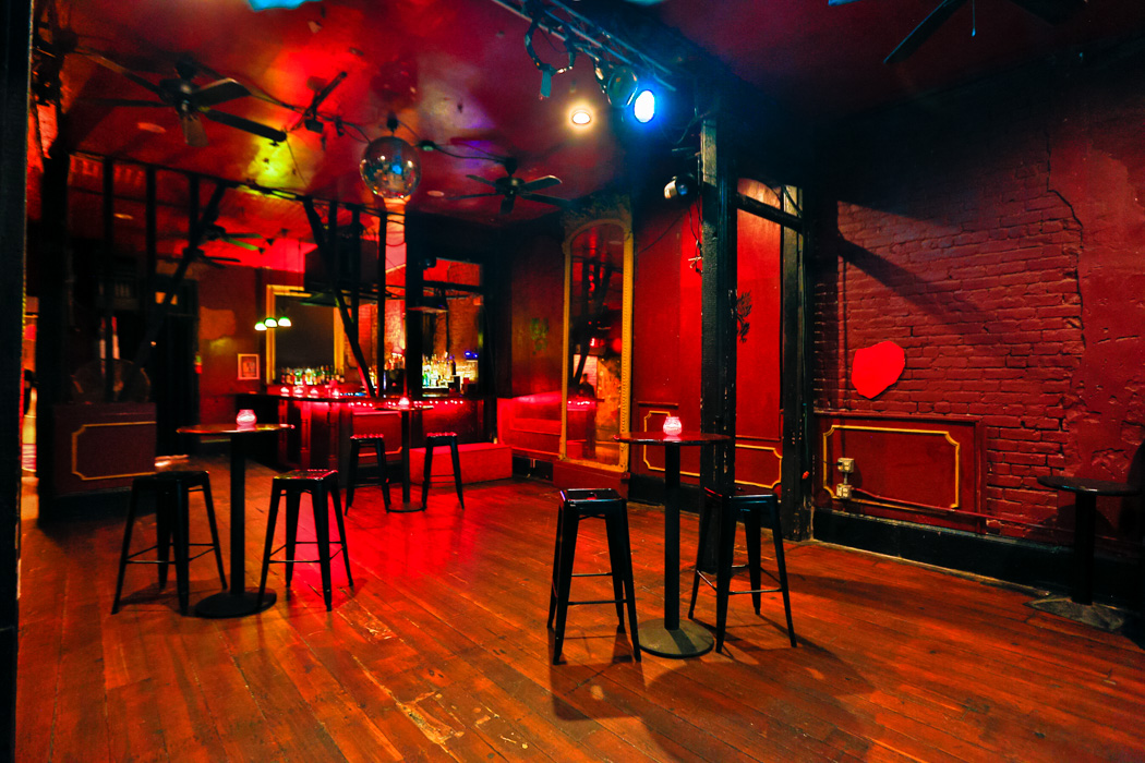 The Dragon's Den Private Event Spaces