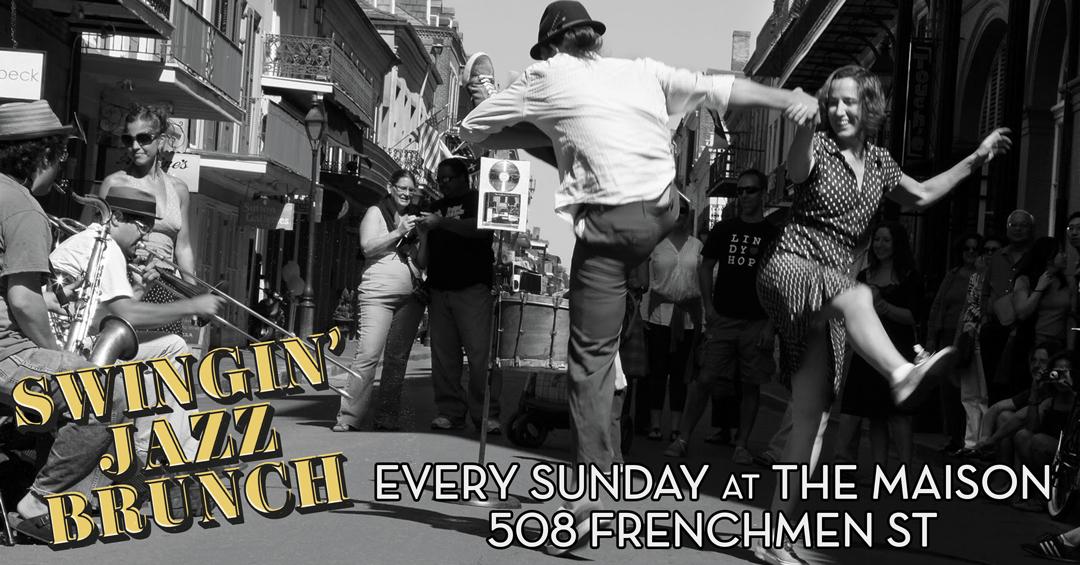 Sunday Jazz Brunch at The Maison