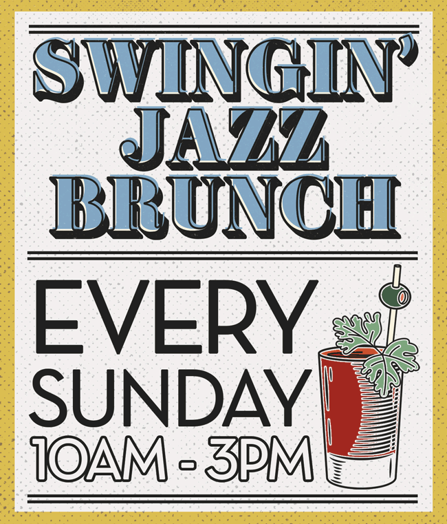 Sunday Jazz Brunch at The Maison on Frenchmen Street in New Orleans