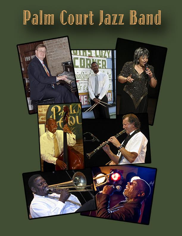 The Nickel-A-Dance featuring the Palm Court Jazz Allstars on October 16th at The Maison in New orleans