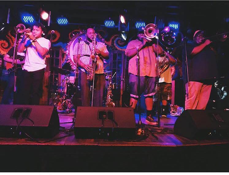 SOUL PROJECT LIVE AT THE MAISON IN NEW ORLEANS
