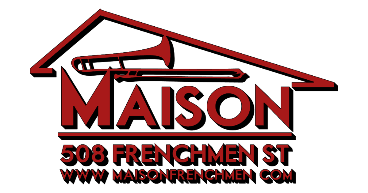 The Maison on Frenchmen Street Logo