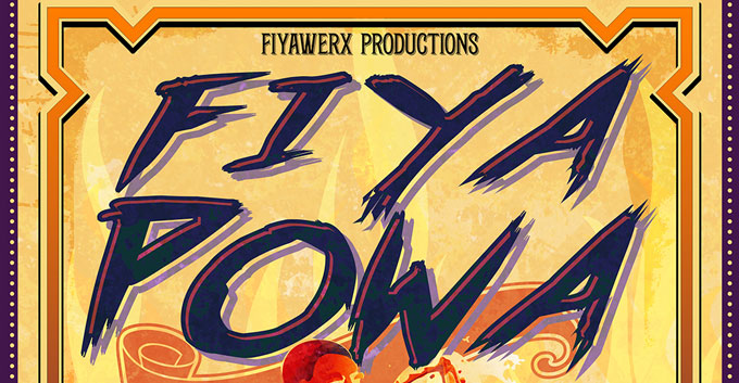 Fiya Powa 2017 at The Maison during Jazz Fest 2017 in New Orleans