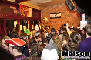 Eight Dice Cloth @ The Maison | New Orleans | Louisiana | United States