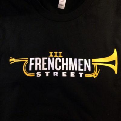 Frenchmen Street T-Shirt