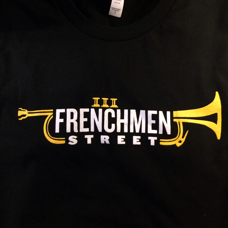 Frenchmen Street T-Shirt