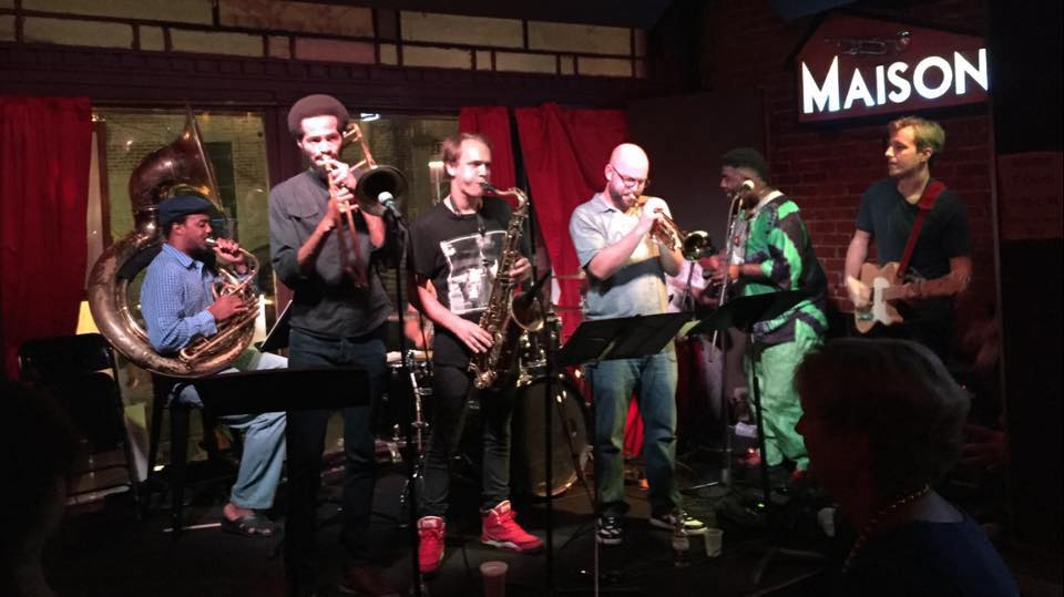 Fufu All Stars Live at the Maison