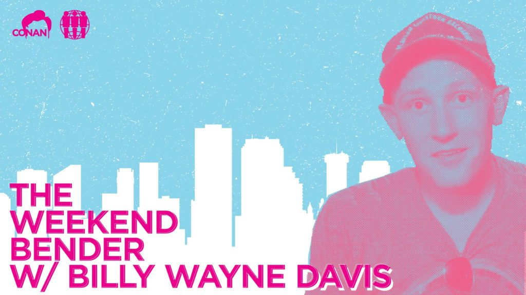 It's Good Comedy Presents: Billy Wayne Davis! @ The Maison (Penthouse) | New Orleans | Louisiana | United States