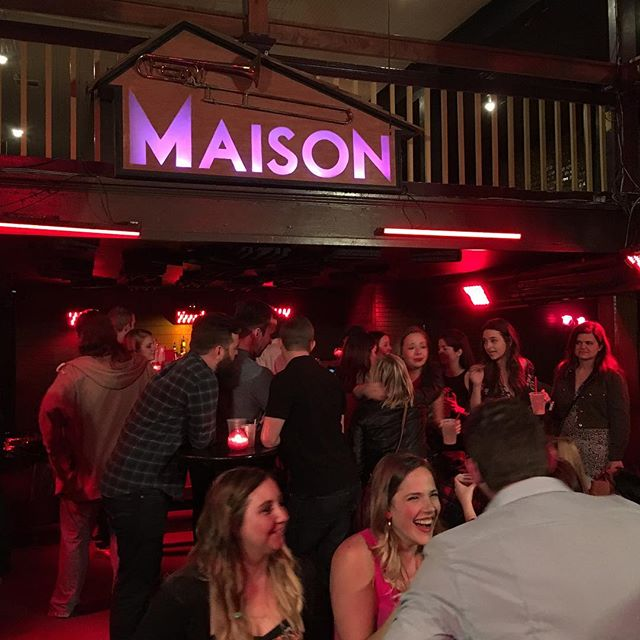 Maison Trombone Lounge